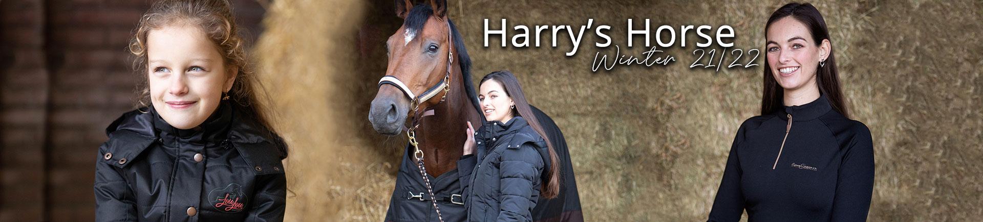 Harry's Horse 2021 wintercollectie