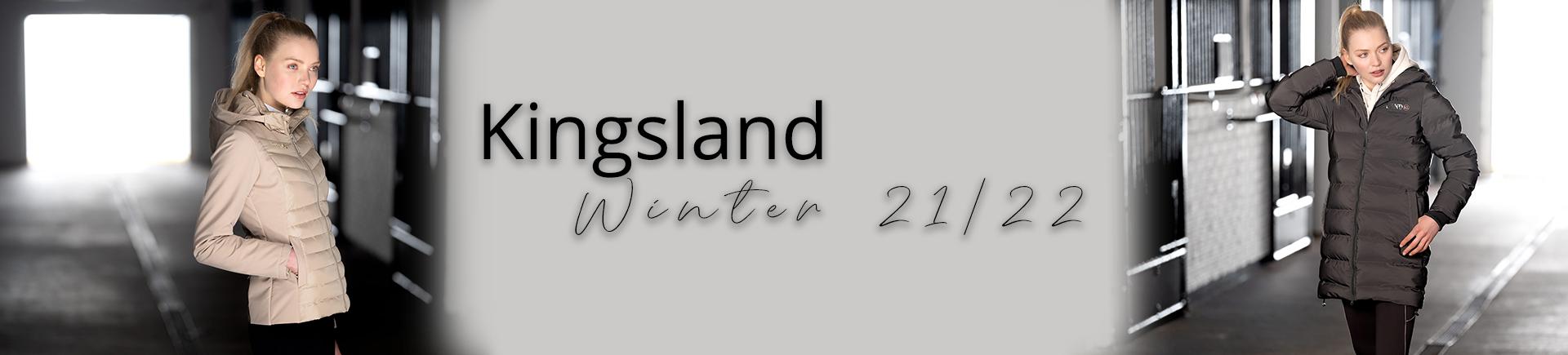 Kingsland 2021 wintercollectie
