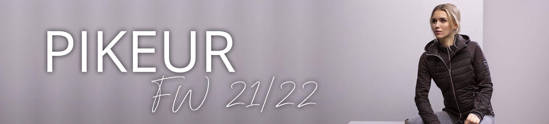 Pikeur FW 2021 wintercollectie