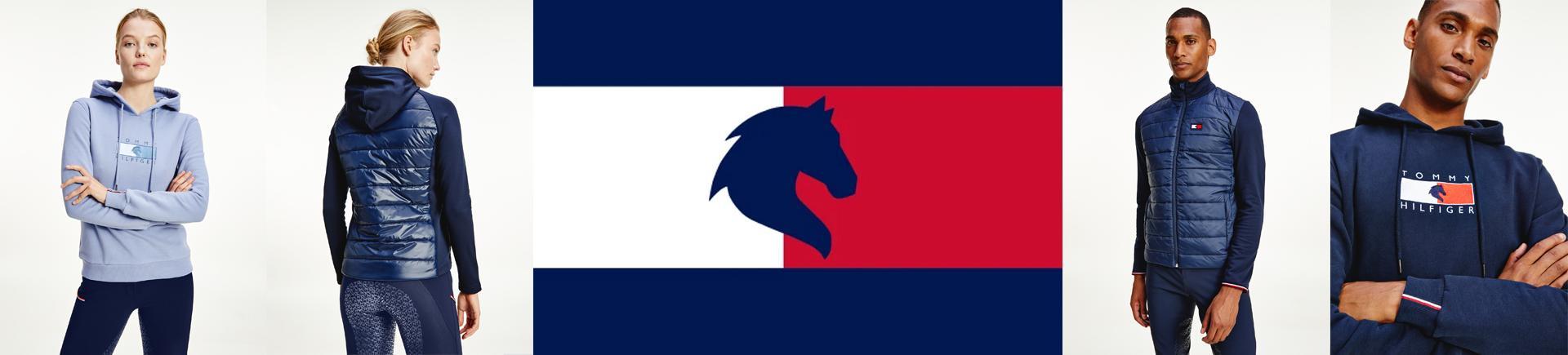 Tommy Hilfiger Equestrian 2021 wintercollectie