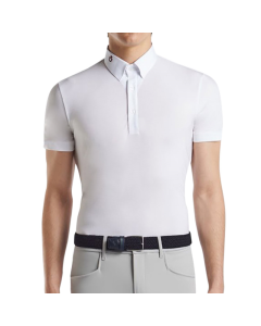 Wedstrijdshirt Cavalleria Toscana Jersey Competition Polo