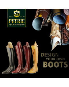 Petrie - Customize Your Boot