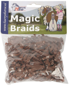 Paardenelastiekjes Harry's Horse Magic Braids