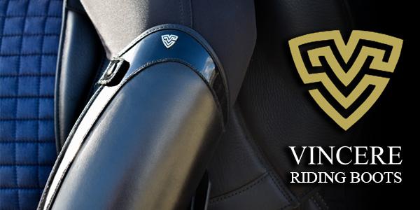 Vincere Riding Boots