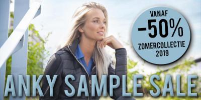 ANKY SAMPLE SALE ZOMER 2019