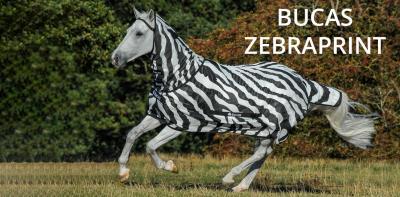 Bucas zebraprint: wat is het effect?