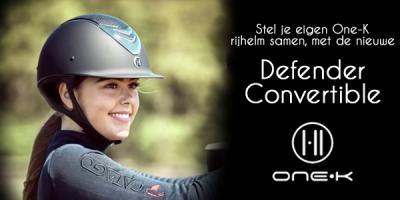 Stel jouw eigen One-K Defender helm samen